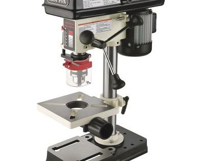 Shop Fox Oscillating Benchtop Drill Press 5 Speed 8 1 2in 1 2 Hp 110v Model W1667 Puzles Herramientas Thing 1
