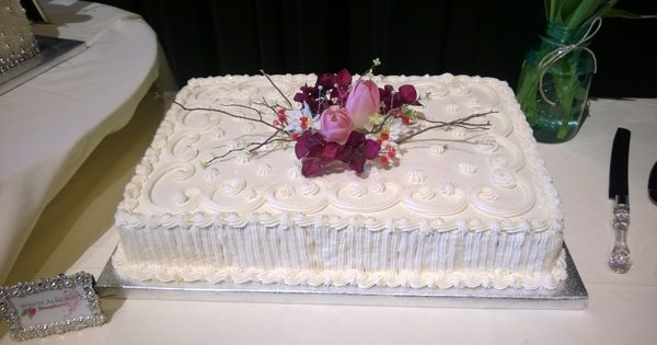 slab wedding cake ideas wedding sheet cake wedding cakes wedding 20190