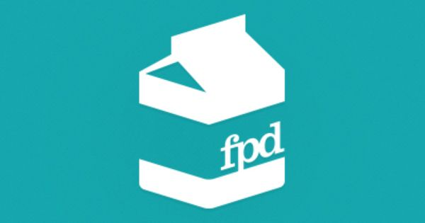 Fpd Logo With Images Logos Logo Design Lettering