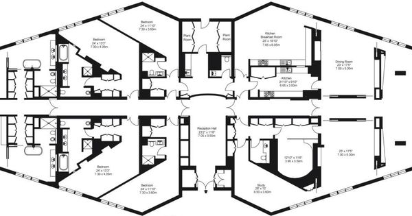One hyde park london 8500 square 1500 522 uau for Hyde homes floor plans