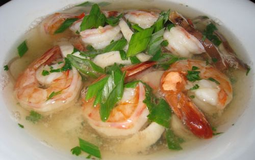 TOM YUM GOONG SOUP (THAI HOT And Sour Shrimp Soup): Recipe Courtesy