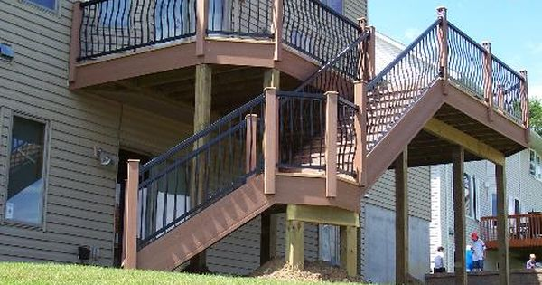 high elevation deck picture gallery for the home