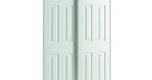 Slidding Doors For Pantry Veranda 48 Inch White Framed