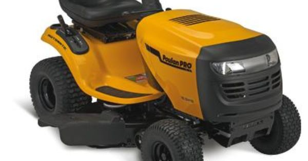 Badcock Poulan 46 19 5 Hp Auto Tractor Lawn Tractor Riding Lawn Mowers Best Riding Lawn Mower