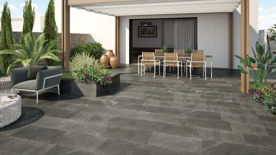 Baldosas de suelo pavimentos de exterior stromboli - Pavimento terraza exterior ...