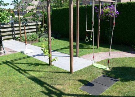 Kindvriendelijke tuin in wageningen inrichting tuin pinterest tuin tuin idee n - Buitentuin inrichting ...