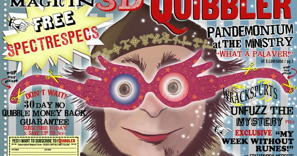 graphic regarding Quibbler Printable named 100+ Harry Potter Printable Quibbler Address yasminroohi