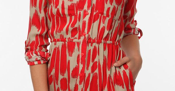 Shirtdress urban and urban outfitters on pinterest
