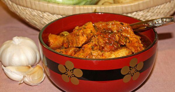 Red Pork Pot Roast | Burmese Cuisine | Pinterest | Pork Pot Roast, Pot ...