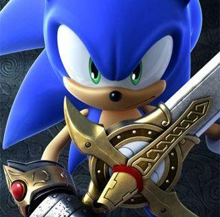 Sonic And The Dark Knight Sanat