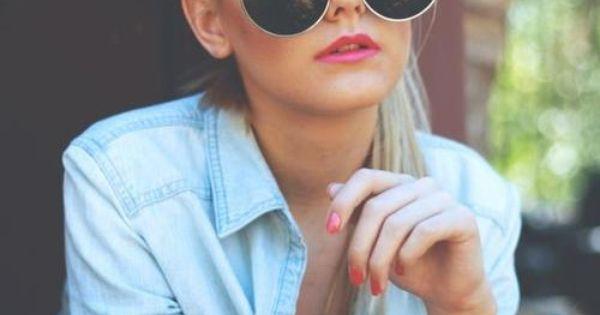 xXx More Shades, Sunglasses Fashion, Style, Clothing, Denim Shirts, Rayban Sunglasses, Ray