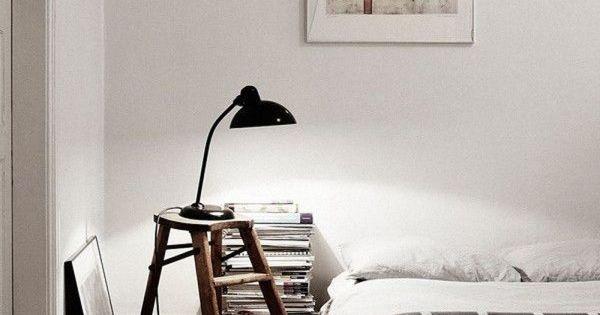 du petit mobilier d tourn en table de chevet tables bricolage et marie claire. Black Bedroom Furniture Sets. Home Design Ideas