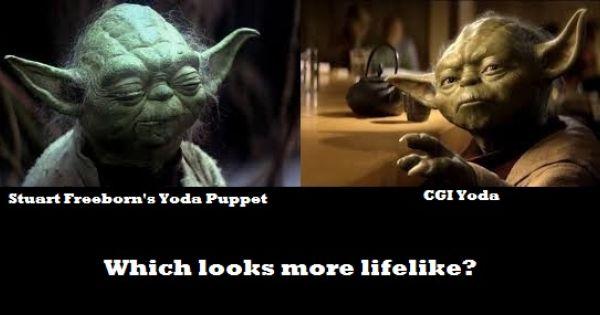 Yoda Vs Yoda Yoda Character Puppets