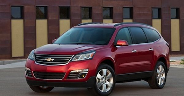 2014 Chevrolet Traverse Chevrolet Traverse Car For Teens Used Suv