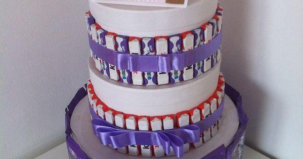 Urodzinowy Tort Bez Pieczenia Pomysl Na Prezent Birthday Surprise Diy Crafts Hacks Birthday