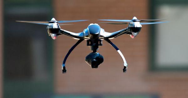 #DronesRegulations