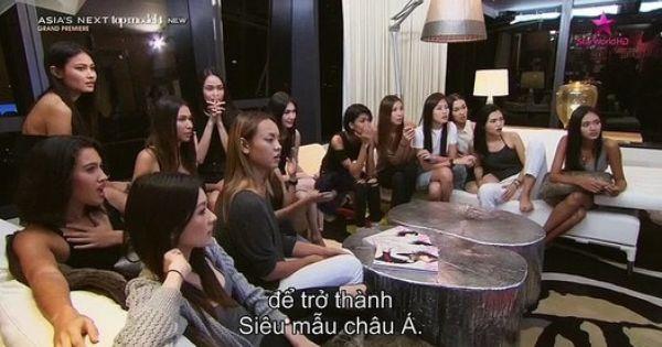 Asias Next Top Model S04e01 Dailymotion Video