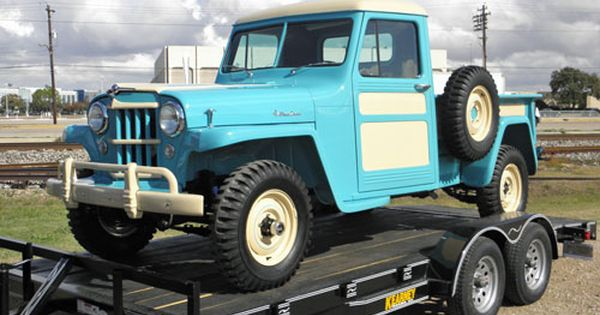 Wiring Diagram For 1948 Willys Jeepster | schematic and ...
