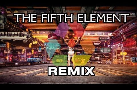 1 The Fifth Element Remix Youtube Fifth Element Tales From