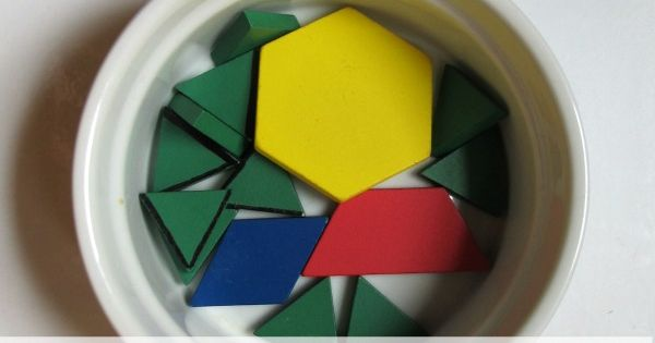 Pattern block activity