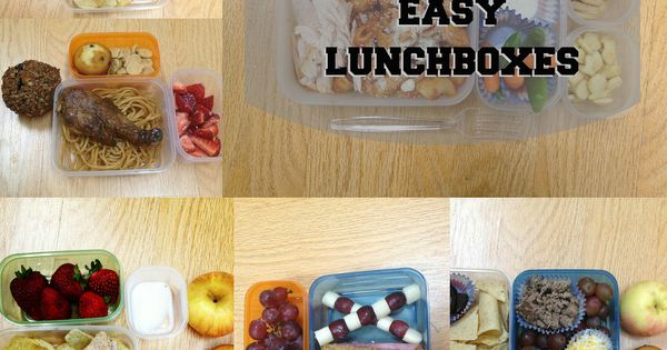 Fast fun lunch box ideas without crazy kitchen tools