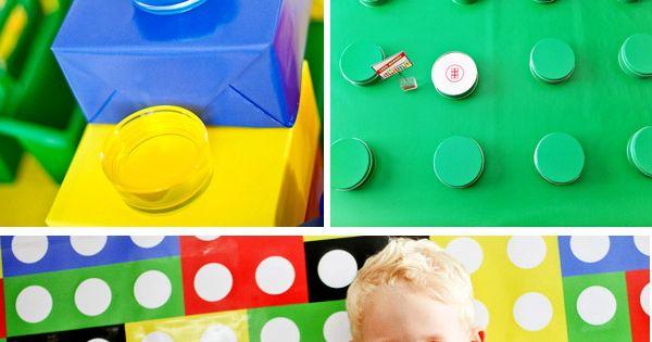Lego photo booth idea