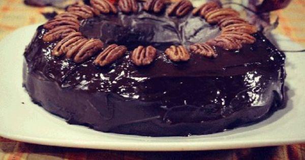 كيكة الموز بالجوز Recipe Desserts Food Cake