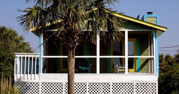 I Looooove This Beach Cottage Outside Charleston Sc Private Homes Vacation Rental Vrbo 60631