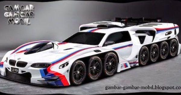 Gambar Mobil Terkeren Di Dunia Gambar Gambar Mobil Mobil Keren Bmw Concept Supercars