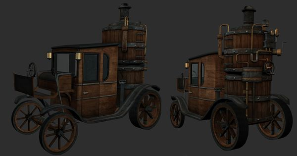 Steampunk carriage story world wondroz pinterest for Steampunk story ideas