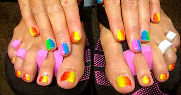 ... nails. -Created at Soucie Soucie Salon by Brystal Rodriguez