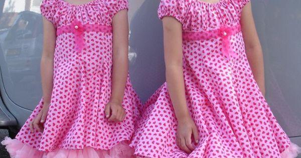 Blumenkind kleid n hen f r blumenkinder farbenmix - Blumenkinder kleider ...