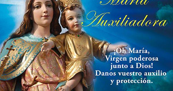 Caballeros De La Virgen Timeline Imagenes De Maria Auxiliadora Maria Auxiliadora Virgen Maria Auxiliadora