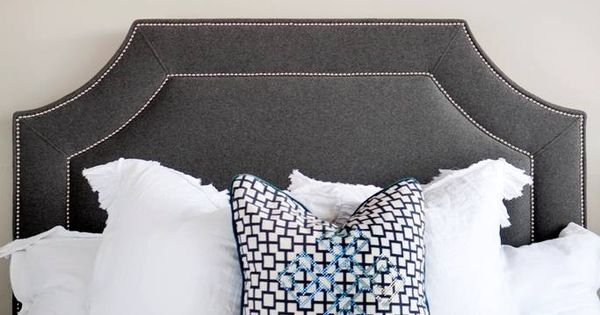 Hoof Slaapkamer Idees : Grey with white home sweet home Pinterest ...