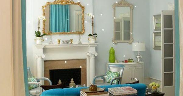 Compoppy Wallpaper Home Interior : Disco sitting room Home Designs I ...
