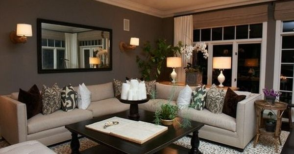 10 Secrets To Picking The Perfect Paint Color// I just love the