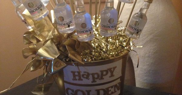 Golden Birthday Gift Ideas Golden Birthday Pinterest