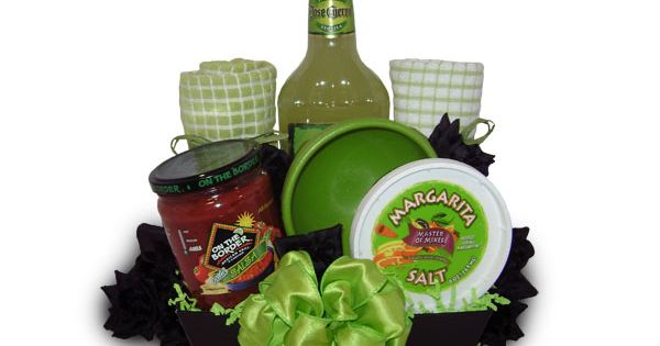 Basketstogive Llc Gift Baskets Quot Salsa And Margaritas