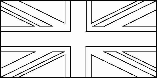 British Flag Coloring Page Inspirational England Flag Coloring