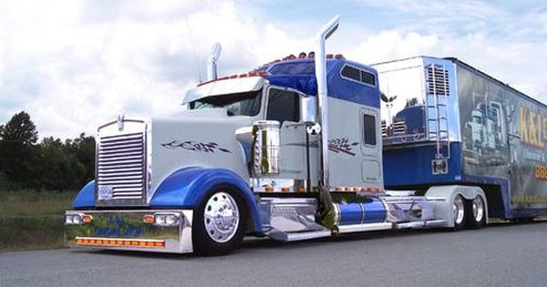 Big Rig Monster Stacks : Tricked out big rigs after check the