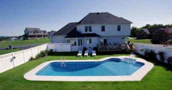 Grecian Lazy L Inground Swimming Pool Prices Swimming Pool