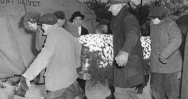 Al Capone Funeral | Recent Photos The Commons Getty ...