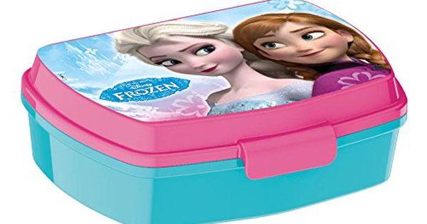 Disney Frozen 755774 Pausenbox Disney Frozen Brotdose Disney