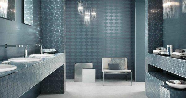 Revêtement mural salle de bain - 55 carrelages et alternatives - pose carrelage mural salle de bain