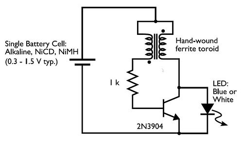 How To Make A Circuit That Will Allow You To Use Dead Batteries To Power Your Electronics  The
