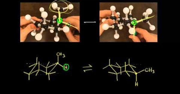 Monosubstituted Cyclohexane Organic Chemistry Chemistry Khan Academy