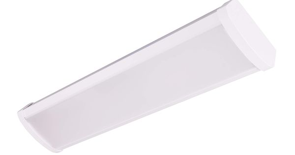 Nicor Lighting 2 Ft Led Linear Wraparound Light Fixture 4000k Wpc12unv408wh Click On The Image For Additional In 2020 Wraparound Lights Commercial Lighting Led