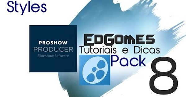 Proshow Producer Pack De Styles 8 Youtube
