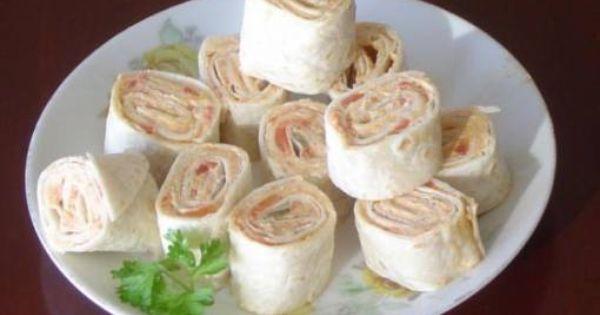 Pinwheel Recipe! | Recipes | Pinterest | Mexican Pinwheels, Pinwheel ...