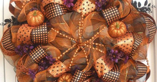 another fall wreath